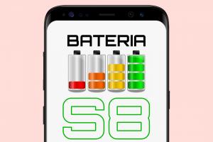s8 bateria